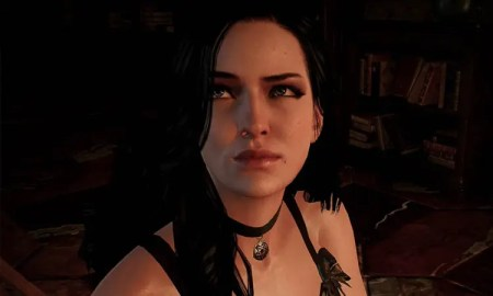 The Witcher 3 - Yennefer (C) CD Projekt Red