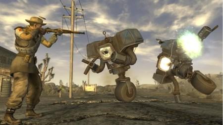 Fallout: New Vegas ©Bethesda Softworks LLC, a ZeniMax Media company