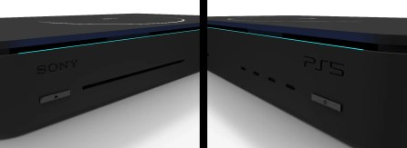 PS5 Design - Fan Konzept