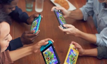 Nintendo Switch Lite - (C) Nintendo