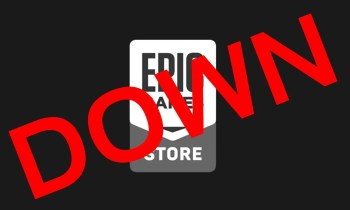 Epic Games Store Down