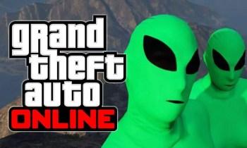 Die Aliens sind los in GTA Online