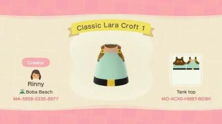 So wird man Lara Croft in Animal Crossing