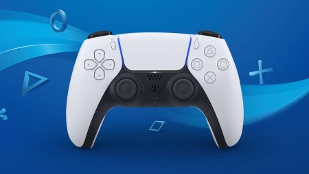 So sieht der PlayStation 5 DualSense-Controller aus. - (C) Sony