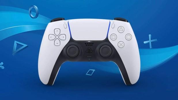 Sony's PlayStation 5 controller: DualSense