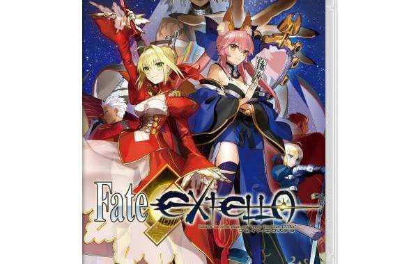 Fate/EXTELLA: The Umbral Star Coming To Nintendo Switch
