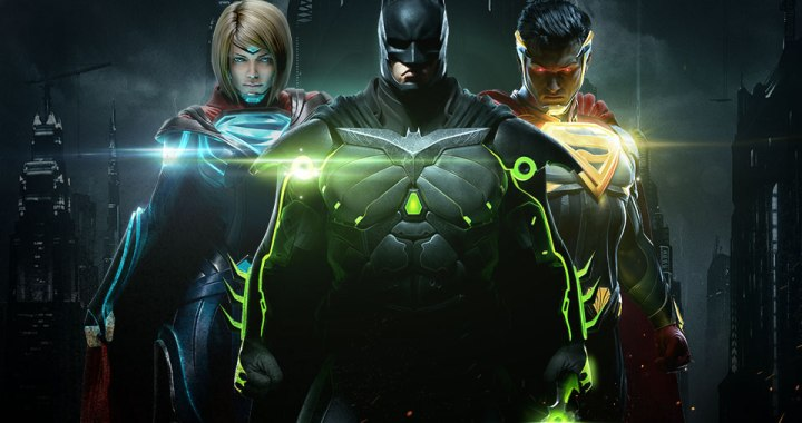 Injustice 2 Trailer Adds Another Character