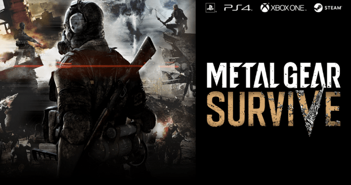 Metal Gear Survive Available Again One Last Time Before Launch With Unlockable Bonus Items!