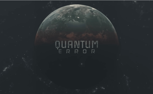 Quantum Error Main Picture