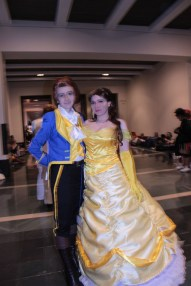 Belle (Blitz Cosplay) & Prince (Faxen Cosplay) - Find them on Facebook!