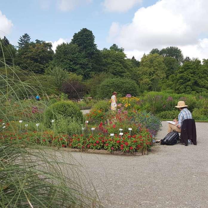 Botanic Garden Munich