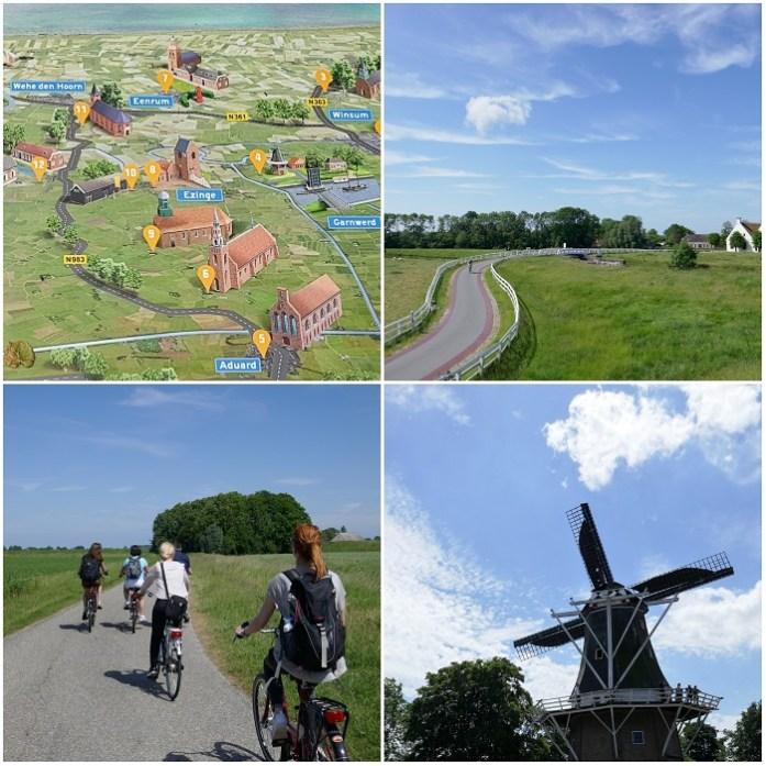fietsen waddenland