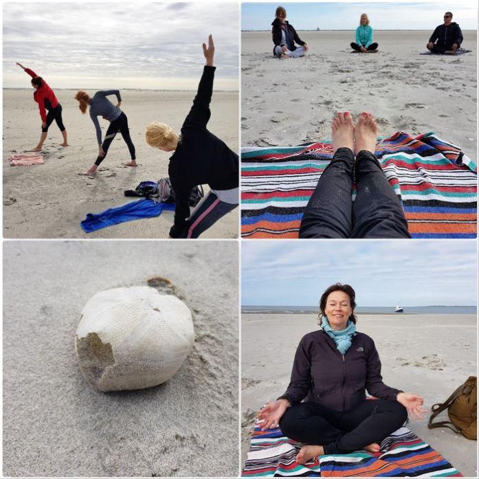 yoga lauwersoog