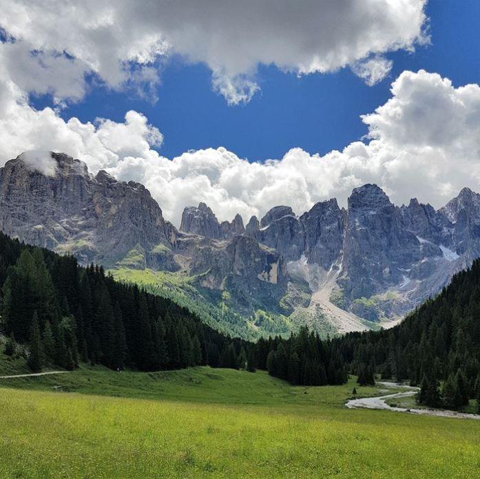 Val Venegia Italian Alps