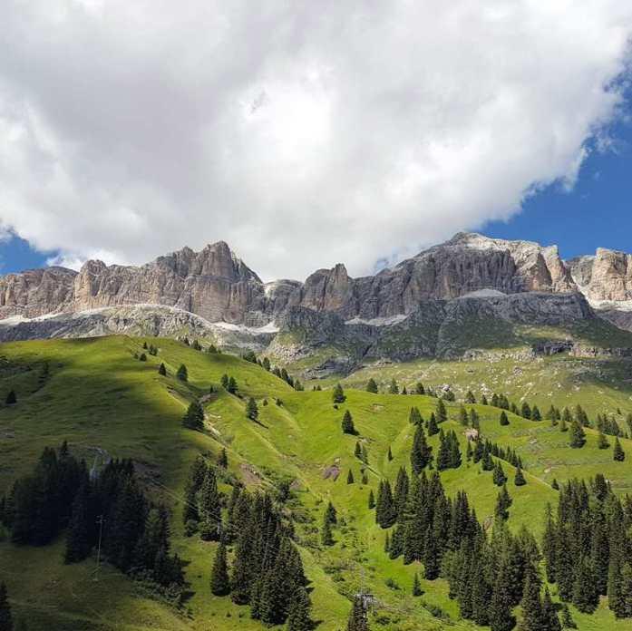 Dolomites