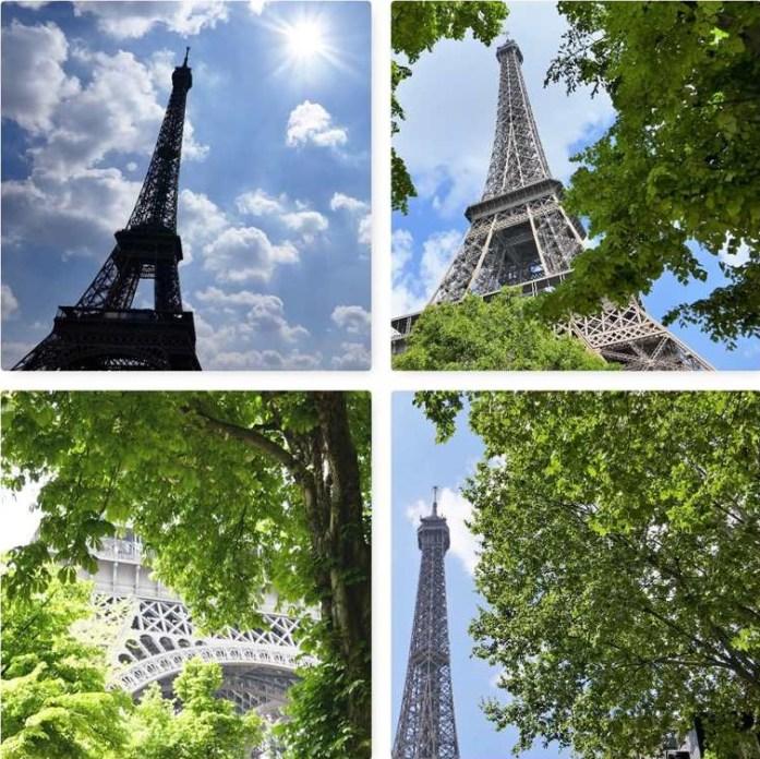 Groen Parijs