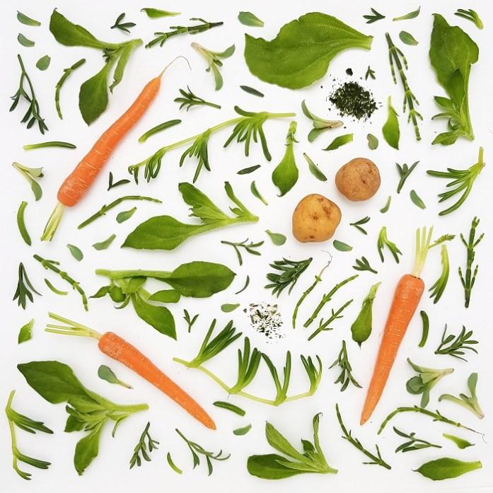 zilte groente