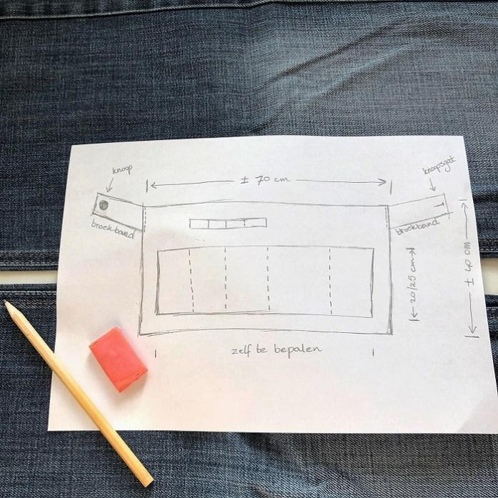 tuinschort ontwerp