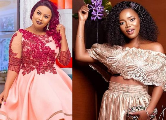 Nana Ama McBrown Denies 'Fight' With Mzbel - DailyGuide Network