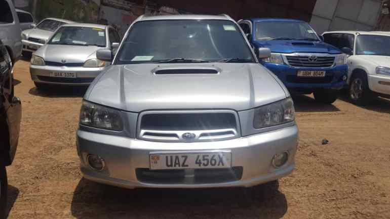 2003 Subaru Forester for Sale in Kampala - Uganda at Cheap Prices (4)