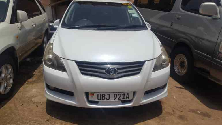 2007 Toyota Blade for sale at cheap price in Kampala - Uganda on SEAL GROUP MOTORS Website (2)