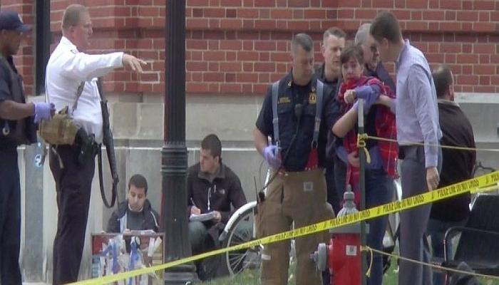 """Ohio State Campus Attack """"CONSISTENT"""" With Al Qaida, ISIS Tactics"""