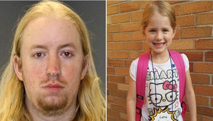 Man Stabbed His 5yo Step-daughter to Death Then Set Her On Fire With Vodka [VIDEO]