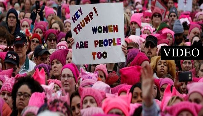 """Female Trump Supporters Have Message For Feminist """"Women's March"""" [VIDEO]"""