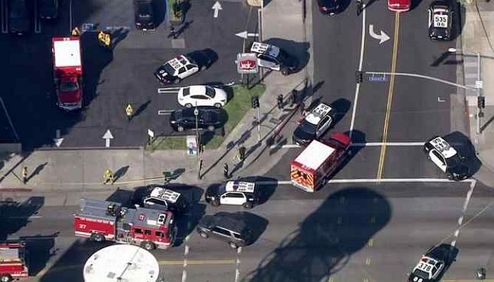 Attack At CNN Hollywood: Multiple Injuries Reported After Stabbing, Police Shooting Outside