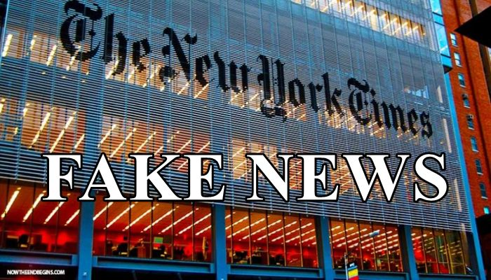 "New York Times: ""Calling Trump An Illegitimate President Is Patriotic"""