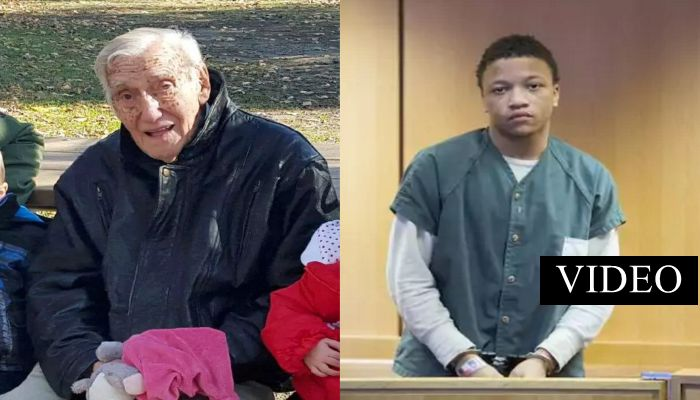 Police Discover What Murderous Thug Forced Elderly Man To Drink Before Being Executed