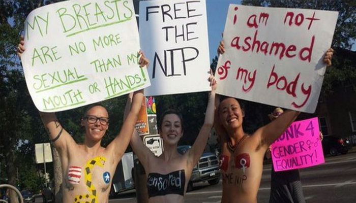 Federal Judge Rules Women In THIS Colorado Town Can Show Breasts IN PUBLIC