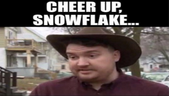 "Milwaukee Sheriff David Clarke Is Being SUED After Posting ""Snowflake"" Meme"