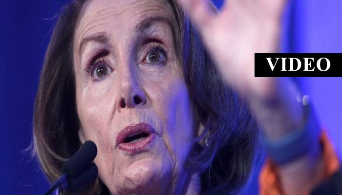 Crazy Nancy Pelosi's Latest Speech Had More Holes Than A Hunk Of Swiss Cheese