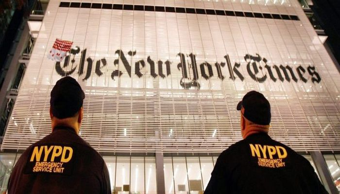 New York Times Comes To The Defense Of — The MUSLIM BROTHERHOOD