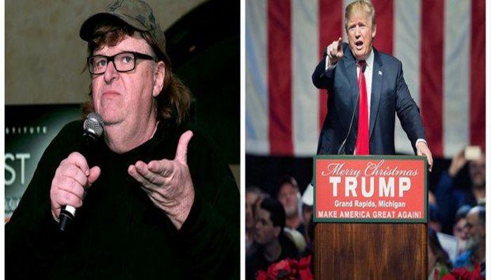 "Liberal Lunatic Michael Moore Says ""ARREST TRUMP"" Over Michael Flynn"