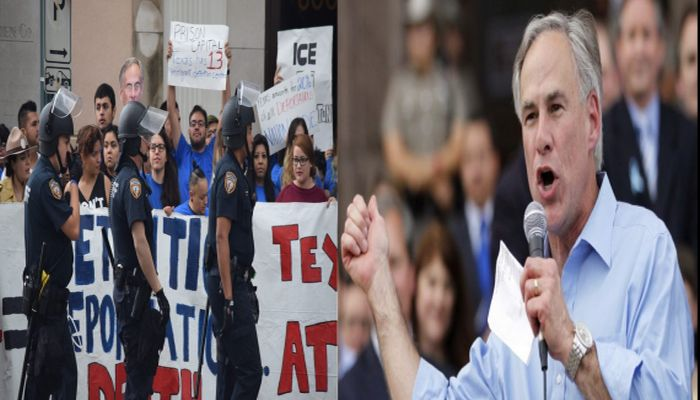 Texas Gov. Abbott Just Put Sanctuary Cities On Notice, And Liberals Are PISSED