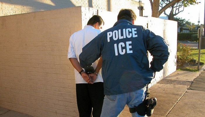 Arrests SOARING As President Trump Keeps Promise To Crack Down On Illegal Aliens