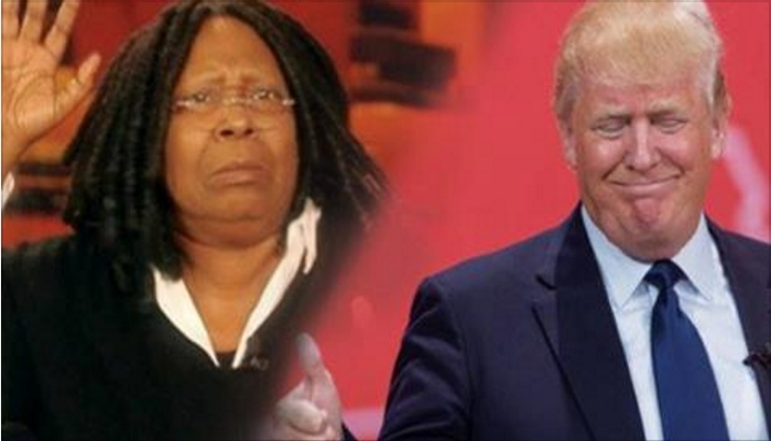 Whoopi Goldberg Stirs Up Controversy With Harsh Message For Trump