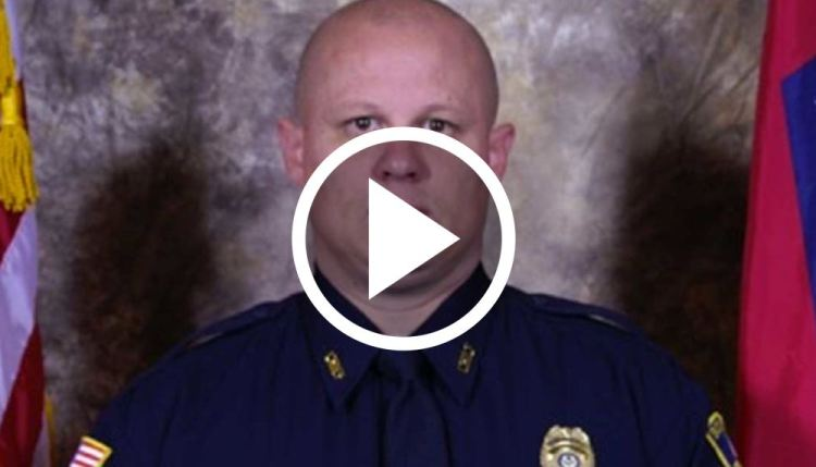 Police Chief Shot In Ambush, Charges Shooter, Opens Can Of Woop-Ass [VIDEO]