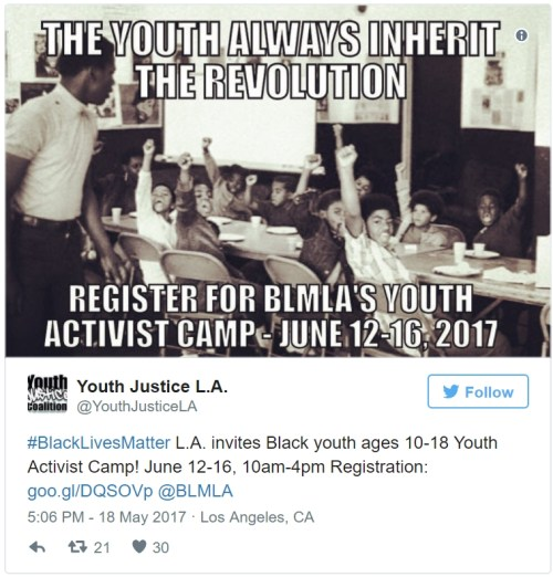 LA-BLM-Tweet