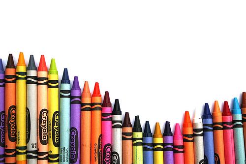 Kindergarten Sex Club: 50 Shades of Crayola