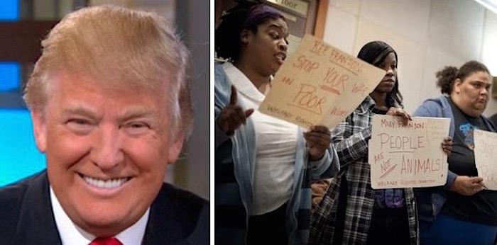 Trump To Welfare Leeches: The Gravy Train is Over