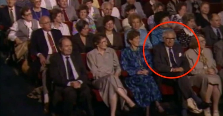 He Saved 669 Children During The Holocaust… And He Doesn't Know They're Sitting Next To Him [WATCH]