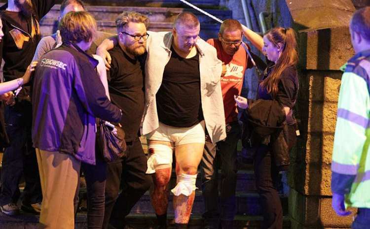 Witness Recalls Gut-Wrenching Details After Suicide Bombing at Children's Concert