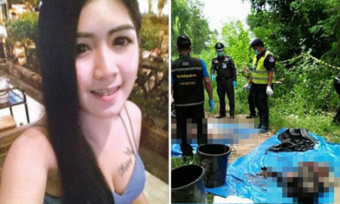 Guess Why This Married Thai Woman Was Severed In Half and Buried in the Jungle