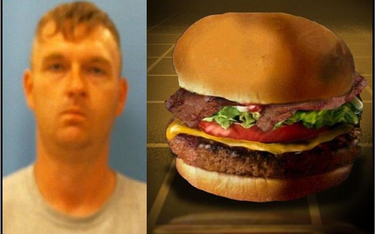 Man Arrested After Prison Guards Inspect McDonalds Meal He Brought For Wife