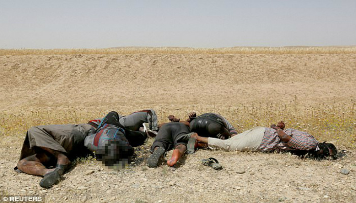 ISIS Member Found Dead, Then Details Finally Emerge [GRAPHIC PHOTOS]
