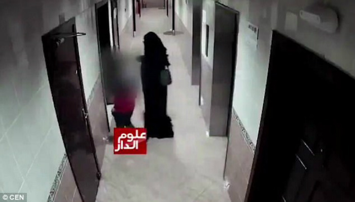 Chilling Moment Man Disguised In Burka Lures Schoolboy Away To Rape And Murder [VIDEO]