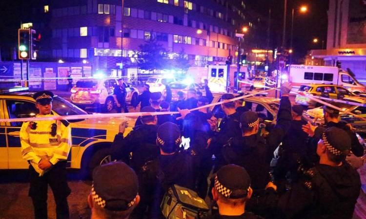 UPDATE ON LONDON TERROR ATTACK